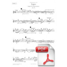 Elgar: Sospiri op. 70 for String Orchestra (Parts) [PDF] Preview PDF (Free download)