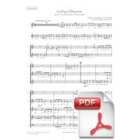 Fernandes: Eso Rigor E'Repente for Chorus (optional) and Orchestra (Chorus Part)