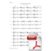 Mozart: La Clemenza di Tito, Overture for Orchestra (Full Score)