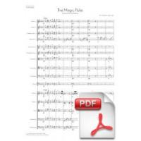 Mozart: The Magic Flute, Overture for Orchestra (Full Score) [PDF]