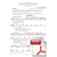 Cantània 2015 [Spanish] - Un Mundo Entre Dos Tierras Music by Xavier Pagès-Corella and libretto by Carlota Subirós Bosch (Chorus Part) [PDF]