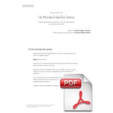 Cantània 2015 [Spanish] - Un Mundo Entre Dos Tierras Music by Xavier Pagès-Corella and libretto by Carlota Subirós Bosch (Vocal Score) [PDF]