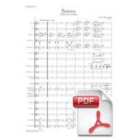 Pagès-Corella: Briònia, Sardana for Orchestra (Full Score) [PDF]