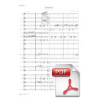 Pagès-Corella: Ceràunia, Sardana for Orchestra (Full Score) [PDF]