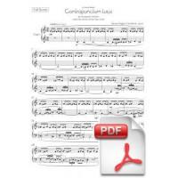 Pagès-Corella: Contrapunctum Lucis for Organ (Full Score) [PDF]