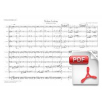 Pagès-Corella: Twelve Lustrum Sardana for Cobla (Full Score)