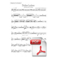 Pagès-Corella: Twelve Lustrum Sardana for Cobla (Parts) [PDF]