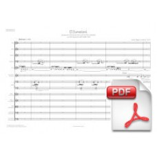 Pagès-Corella: El Sometent for Narrator and Chamber Orchestra (Full Score) [PDF] Preview PDF (Free download)
