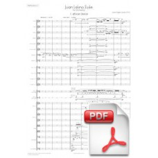 Pagès-Corella: Juan Latino Suite for Orchestra (Full Score) [PDF] Preview PDF (Free download)