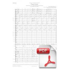 Paga-li, Joan for Symphony Orchestra (Full Score) [PDF] Preview PDF (Free download)