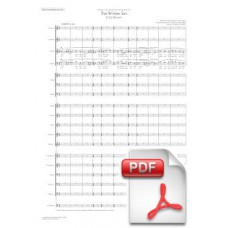 Pagès-Corella: The Winter Sun for Chorus and Cobla (Full Score) [PDF] Preview PDF (Free download)