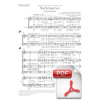 Pagès-Corella: The Winter Sun for Chorus and Cobla (Vocal Score) [PDF]